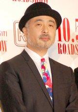映画『R100』の完成披露試写会に出席した松尾スズキ (C)ORICON NewS inc.