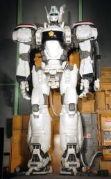 汎用人間型作業機械・レイバー=『THE NEXT GENERATION-PATLABAR-』製作発表会見の模様 (C)ORICON NewS inc.