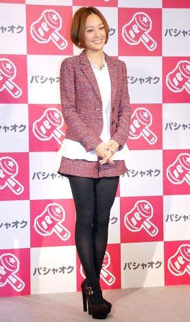 『パシャオク 子どもの夢応援プロジェクト』発足記者会見に出席したgirl next door・千紗 (C)ORICON NewS inc.