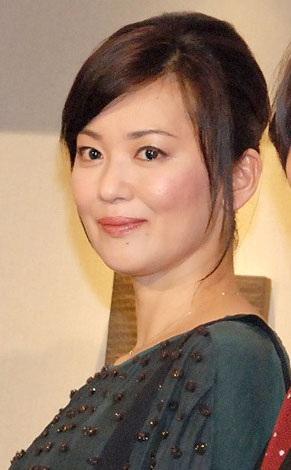 舞台『女海賊ビアンカ』製作発表会見に出席した大沢逸美 (C)ORICON NewS inc.