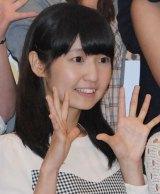 惣田紗莉渚(そうだ さりな)大2・20歳 目標:大島優子 「チームBの3期オーディションの最終選考で落ちて今回がリベンジだったので、選ばれてとてもうれしいです。頑張ります」