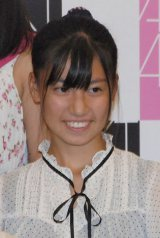 荒井優希(あらい ゆき)中3・15歳 目標:小嶋陽菜 「誰よりも頑張ります」