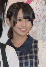 磯 佳奈江(いそ かなえ)大2・20歳 目標:大島優子 「若い子には絶対負けません」