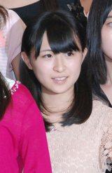 川本紗矢(かわもと さや)中3・15歳 目標:小嶋真子 「自分らしく頑張ります」