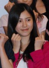 小石公美子(こいし くみこ)高3・18歳 目標:高橋みなみ 「前田敦子さん2世を目指します」
