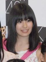 高橋美緒(たかはし みお)高2・17歳 目標:大島優子 「メンバーさんに負けない勢いで頑張ります」