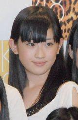 武井紗良(たけい さら)中3・14歳 目標:渡辺美優紀 「ダンスが得意なので、ダンスで即戦力になりたいです」