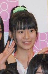 内木 志(ないき こころ)高1・16歳 目標:柏木由紀 「笑顔いっぱいで頑張ります」