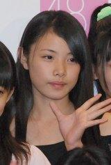 西山怜那(にしやま れな)中1・12歳 目標:大島優子 「とにかくダンスが好きなので頑張っていきます」