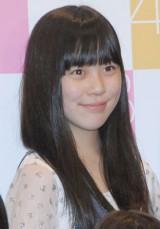間島和奏(まじま わかな)中1・13歳 目標:前田敦子 「私らしくやっていきます」