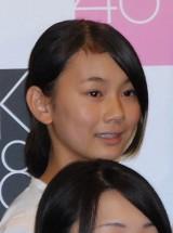 松本慈子(まつもと ちかこ)中2・13歳 目標:前田敦子 「たくさんの人を笑顔にしたいです」