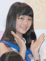 横島アエリ(よこしま あえり)中2・13歳 目標:指原莉乃 「みんなに喜んでもらえるように、やる気と明るさと笑顔でがむしゃらに頑張ります」