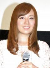 出産発表後、初めてブログを更新した夏川純 (C)ORICON NewS inc.