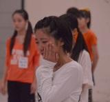 初レッスンで涙を流す候補生の姿も(写真は上嶋歩花) (C)ORICON NewS inc.