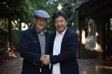 『そして父になる』ハリウッドリメイクで、スティーブン・スピルバーグ氏と是枝裕和監督がが意気投合=米ロサンゼルスにて