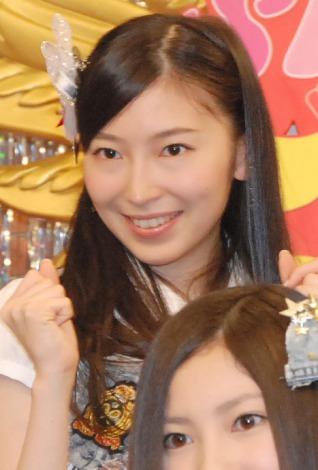 新番組『SKE48のエビフライデーナイト』の収録合間の取材に応じた大矢真那 (C)ORICON NewS inc.