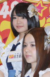 新番組『SKE48のエビフライデーナイト』の収録合間の取材に応じた矢方美紀 (C)ORICON NewS inc.