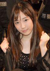 新アルバム『The Best!〜Updated モーニング娘。〜』発売記念ミニライブに出席した譜久村聖 (C)ORICON NewS inc.