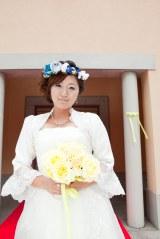 自叙伝を映画化した『ハダカの美奈子』に出演する美奈子