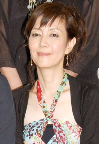 髪のアクセサリーが素敵な戸田恵子さん