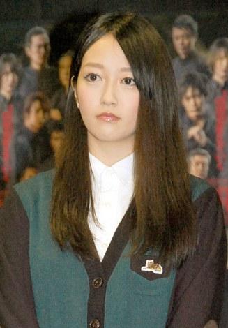 舞台『WORLD』制作発表記者会見に出席した佐藤亜美菜(AKB48) (C)ORICON NewS inc.