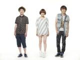『カノ嘘』ヒロイン役の新人・大原櫻子も3人組バンド「MUSH&Co.」としてCDデビュー(写真左から森永悠希、大原、吉沢亮)