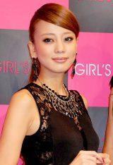 Amebaスマホ『GIRL'S TALK』トークイベントに出席したあびる優 (C)ORICON DD inc.