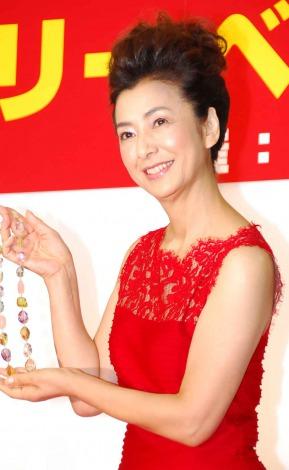 『歴代ジュエリーベストドレッサー 来場セレモニー』に出席した高橋惠子 (C)ORICON NewS inc.