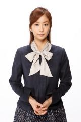 『ハクバノ王子サマ 純愛適齢期』で主演を務める優香(C)読売テレビ