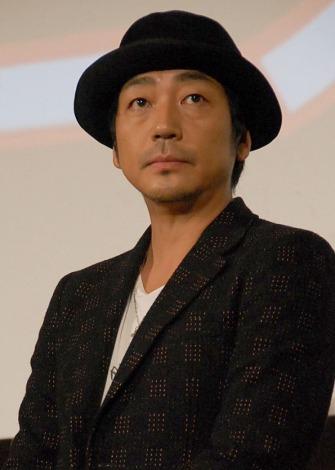 松本人志監督第4弾『R100』公開初日舞台あいさつに出席した大森南朋 (C)ORICON NewS inc.