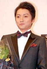 『第14回ベストフォーマリスト』授賞式に出席した藤原竜也 (C)ORICON NewS inc.