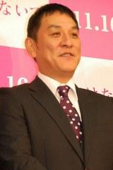 映画『くじけないで』の完成披露試写会に出席したピエール瀧 (C)ORICON NewS inc.