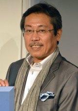『CLUB GENT』プロジェクト発足記念イベントに出席した島耕作の作者・弘兼憲史先生 (C)ORICON NewS inc.