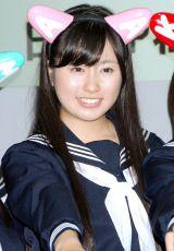 『ITpro EXPO 2013』トークイベントに出席したももいろクローバーZ・佐々木彩夏 (C)ORICON NewS inc.