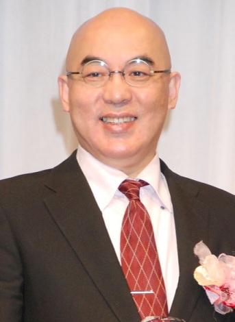 『第26回日本メガネベストドレッサー賞』表彰式に出席した作家の百田尚樹氏 (C)ORICON NewS inc.