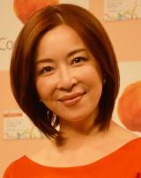 真矢みき『プロクリア ワンデー マルチフォーカル』発売記念イベントに登場 (C)oricon ME inc.