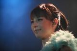 26歳の誕生日ライブで新曲「Promise」(9日発売)を初披露した平野綾