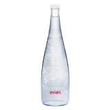 『2014年 「エビアン」 デザイナーズボトル』エリー・サーブ氏とコラボレーション