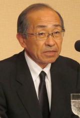 やなせたかし先生を偲んだ武藤英夫代表取締役社長 (C)ORICON NewS inc.