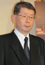 やなせたかし先生を偲んだ鈴木晴夫専務取締役 (C)ORICON NewS inc.
