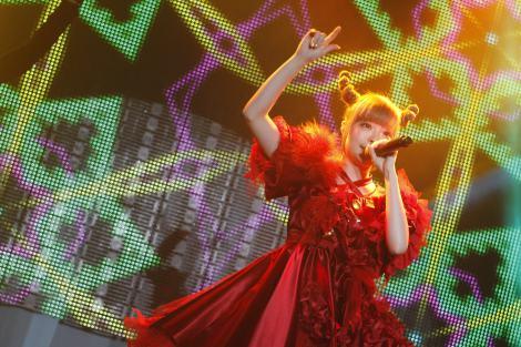 サムネイル 『HARAJUKU KAWAii!! FES 2013』で新曲を初披露したきゃりーぱみゅぱみゅ