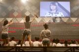 城恵理子の電撃復帰発表にNMB48メンバーの反応もさまざま…(C)NMB48