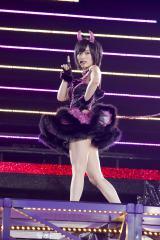 結成3周年記念ライブでファンを魅了した山本彩(C)NMB48