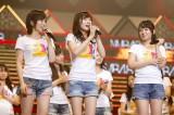 2日目夜公演には研究生・林萌々香のチームN昇格も発表された(C)NMB48