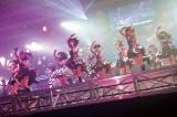 結成3周年記念ライブを念願の大阪城ホールで行ったNMB48 (C)NMB48