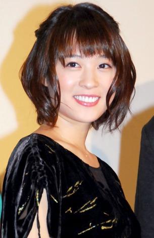 映画『ヨコハマ物語』の完成披露試写会に出席した北乃きい (C)ORICON NewS inc.