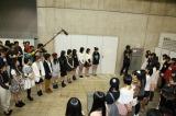 AKB48グループメンバーとドキドキの初対面(C)AKS
