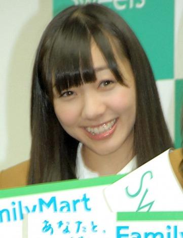 ファミリーマート『Sweets+』宣伝部員就任式に出席したSKE48・須田亜香里 (C)ORICON NewS inc.