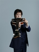 ポール・マッカートニー(71)の新作『NEW』が邦洋通じて歴代最年長でTOP10入り(初登場2位)(C)Mary McCartney