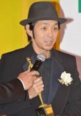 『東京ドラマアウォード2013』授賞式に出席した宮藤官九郎 (C)ORICON NewS inc.